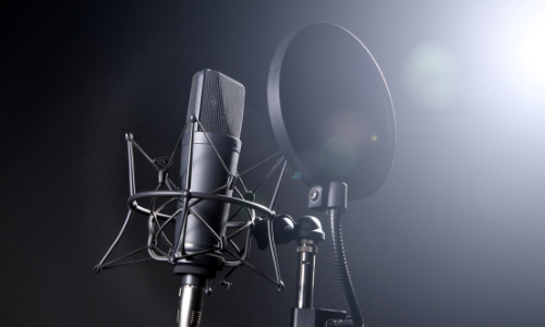 voice over for video