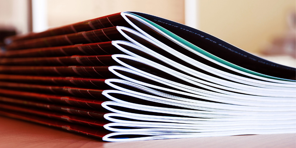 Printed Business Literature