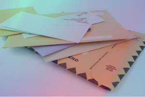 Direct Mail Concepts & Ideas